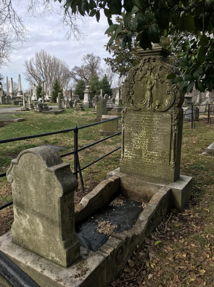 Cradle grave 2