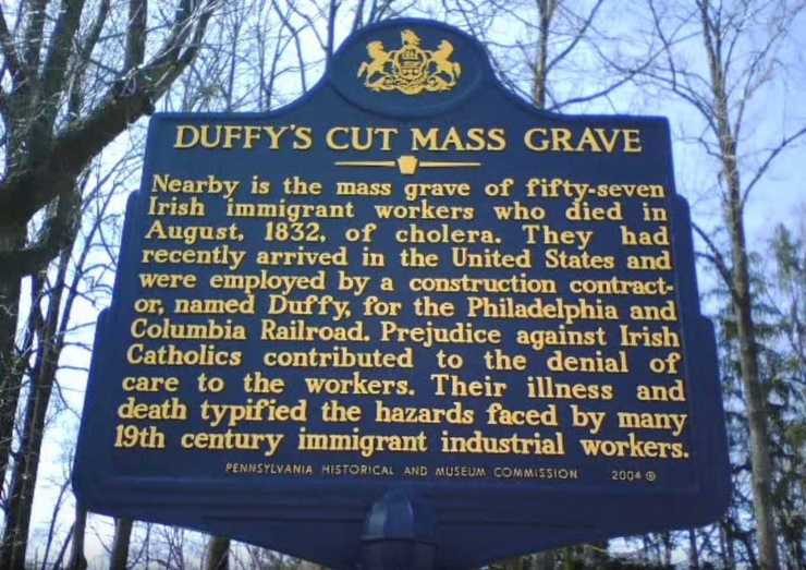 duffys-cut historical sign