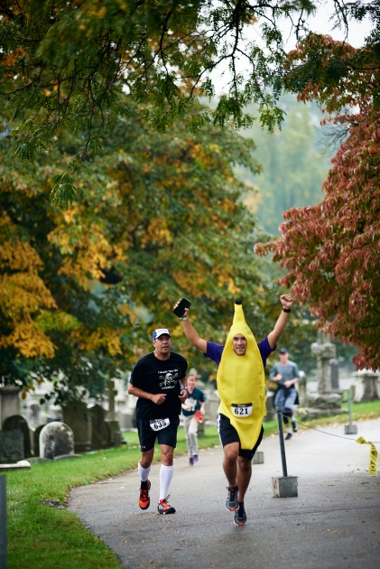 Laurel Hill Cemetery Rest in Peace 5K Run October 8, 2016