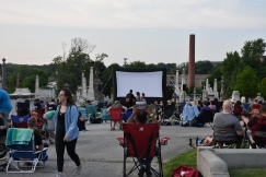 Cinema in the Cemetery
