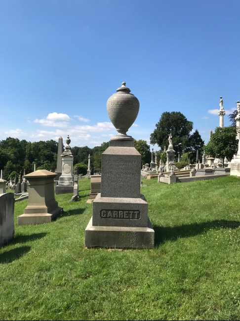 Large Urn Monument