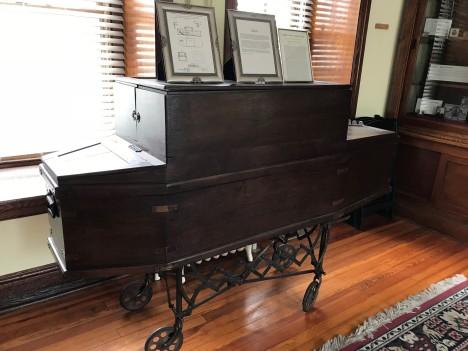 Corpse Preserver casket